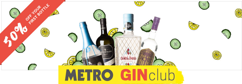 Metro Gin Club Join Now