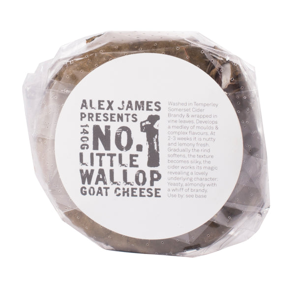Alex James Little Wallop Cheese