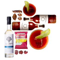 British Bloody Mary Cocktail Kit