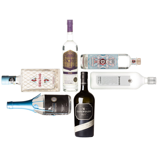 Gin Subscription, Subscription gifts, Boozy gifts, christmas gifts, gifts for him, gifts for her curated by Craved