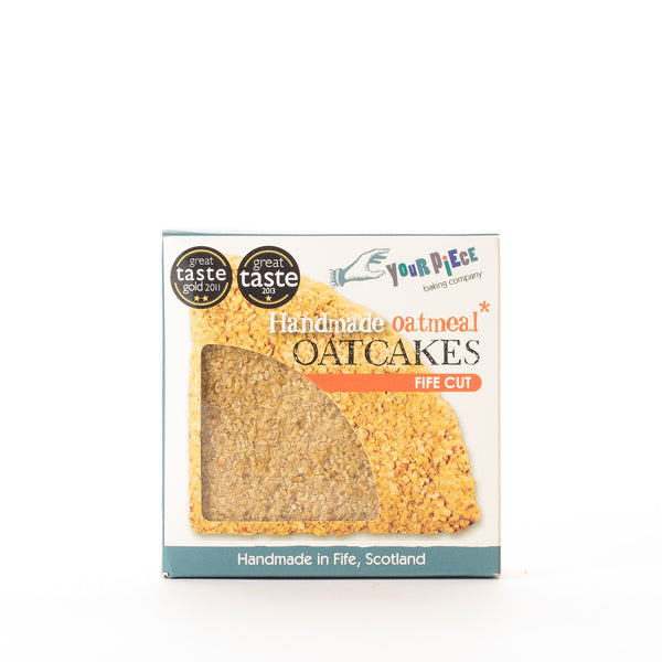 Fife Cut Traditional Oatcakes