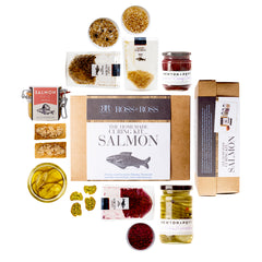 Cure That Salmon! Salmon Making Curing Kit, Make Your Own Foodie Gift Curated by Craved, gifts for her, gifts for him, christmas gift
