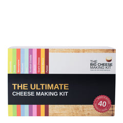 The Ultimate Cheese Making Kit