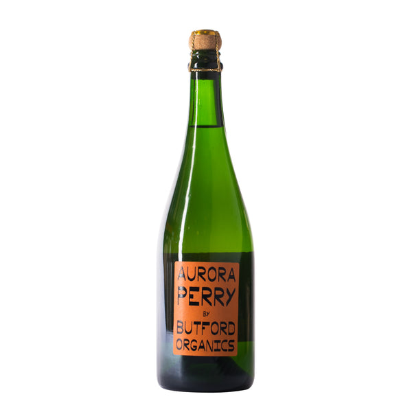 Butford Organics Aurora Premier Crus Medium Perry Cider bottle, Boozy Gift Curated by Craved
