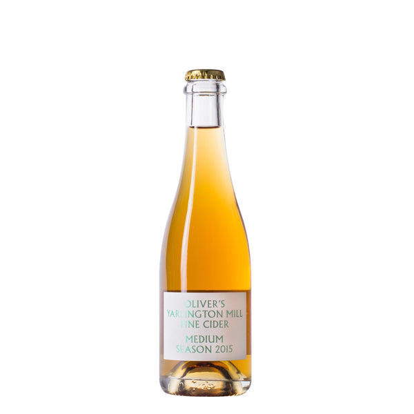 Oliver's Yarlington Mill Cider Medium Cider bottle, Boozy Gift Curated by Craved