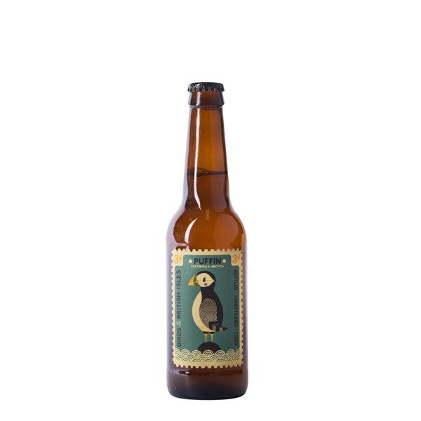 Perry's Somerset Cider Puffin Cider Dry Cider bottle, Boozy Gift Curated by Craved