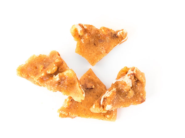 Cinnamon & Walnut Brittle