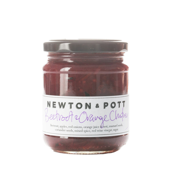Beetroot & Orange Chutney