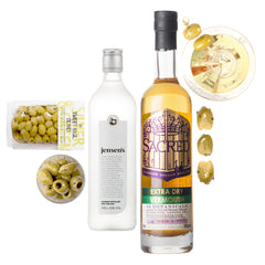 English Dry Martini Cocktail Kit