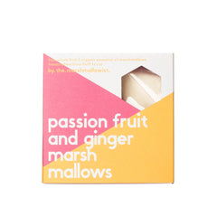 Passion Fruit & Ginger Marshmallows