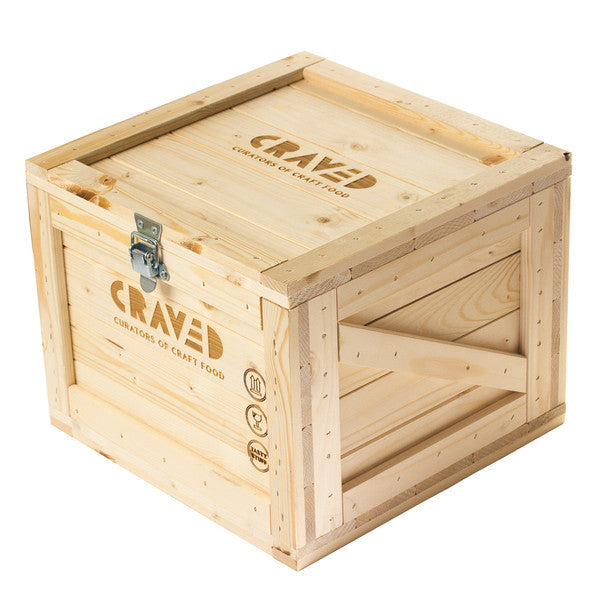wooden crate, gift for him, gift for her