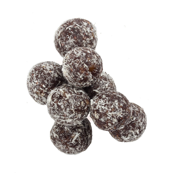 Raspberry Cocolossal Balls