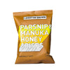Parsnip Crisps with Manuka Honey