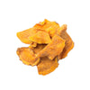 Sweet Potato Crisps with cheese and Jalapeno