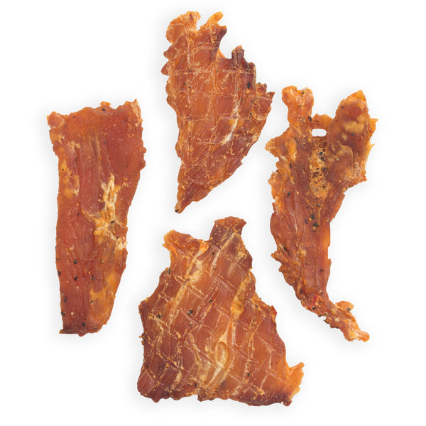 Buffalo Hot Wing Turkey Jerky