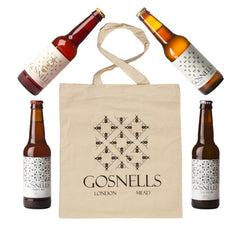 London Mead Taster Pack, Boozy Gift, Christmas Collection, Gift for him and her