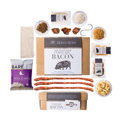 Making Bacon Bacon Making Curing Kit, Make Your Own Foodie Gift Curated by Craved