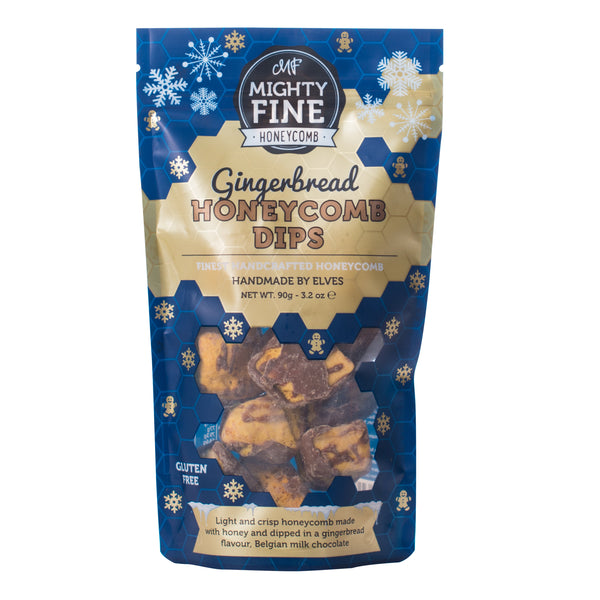 Gingerbread Honeycombs Dips