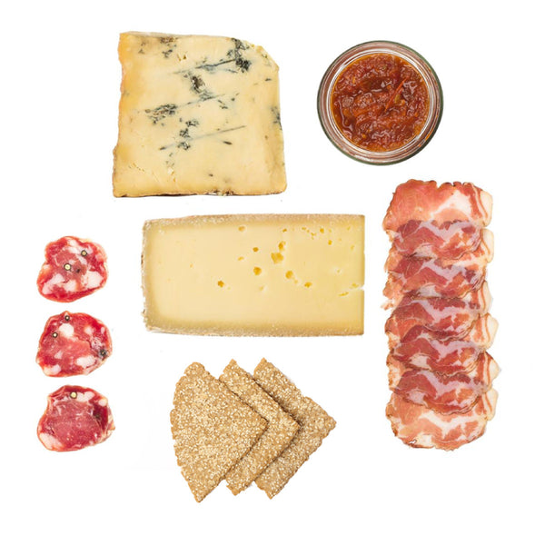 Monthly Cheese & Charcuterie Club