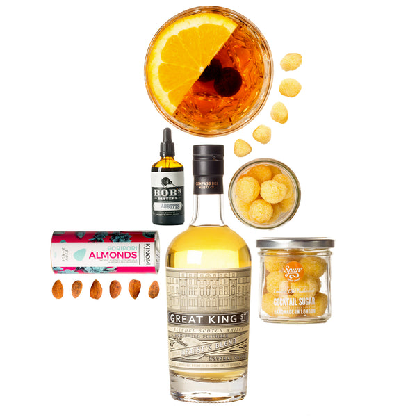 Old Fashioned Cocktail Gift Set | Christmas Boozy Gifts ...