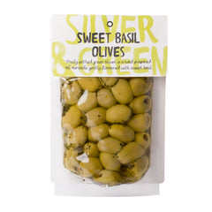 Sweet Basil Olives