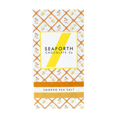 Smoked Sea Salt Chocolate Bar