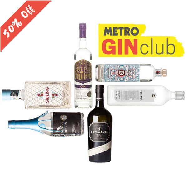 Metro Monthly Gin Club