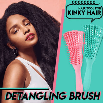 Detangling Hair Brush