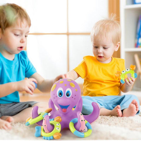 Children Octopus Bath Toy