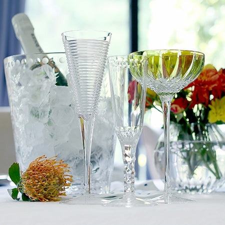 Formal Stemware and Bar