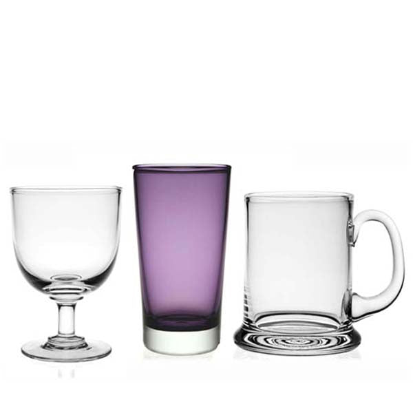 Maggie Glassware Collection
