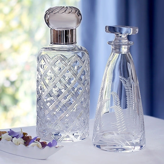 Scent Bottles - Assorted Sizes and Shapes