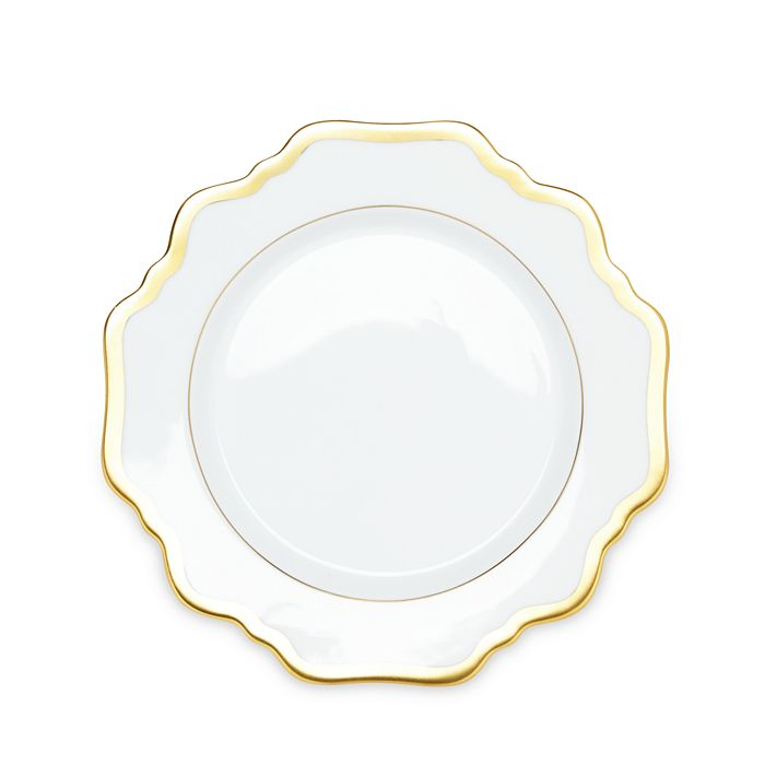 Antique White Fine China Collection