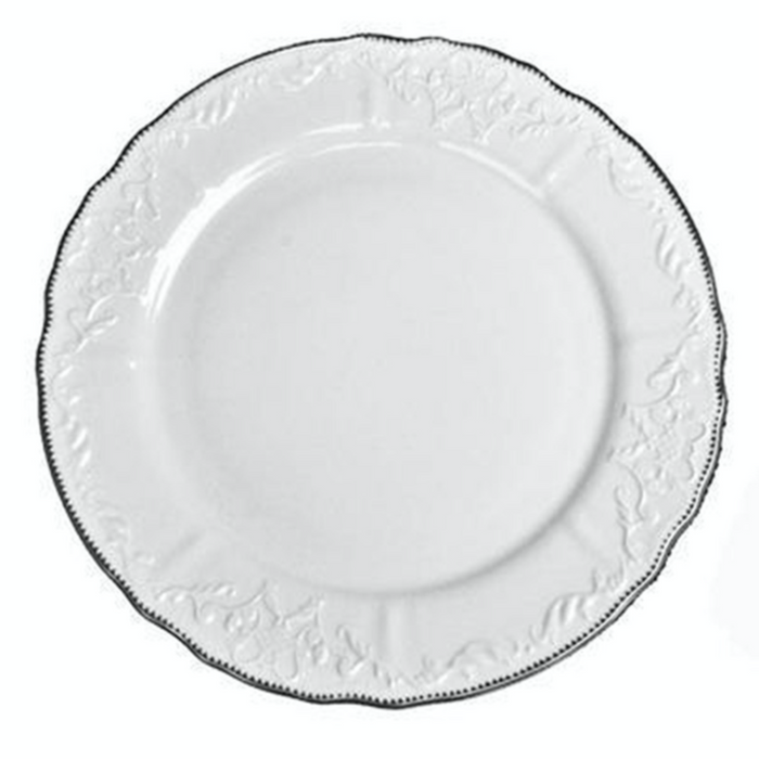Simply Anna Platinum Fine China Collection