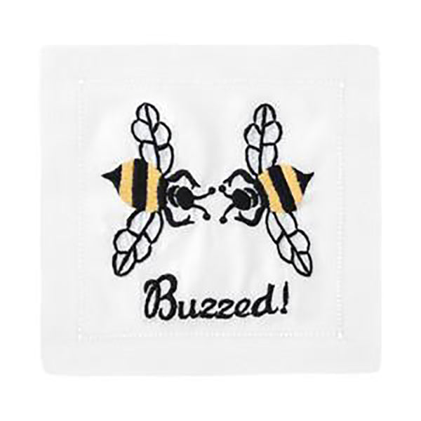 August Morgan Buzzed Bee Cocktail Napkin