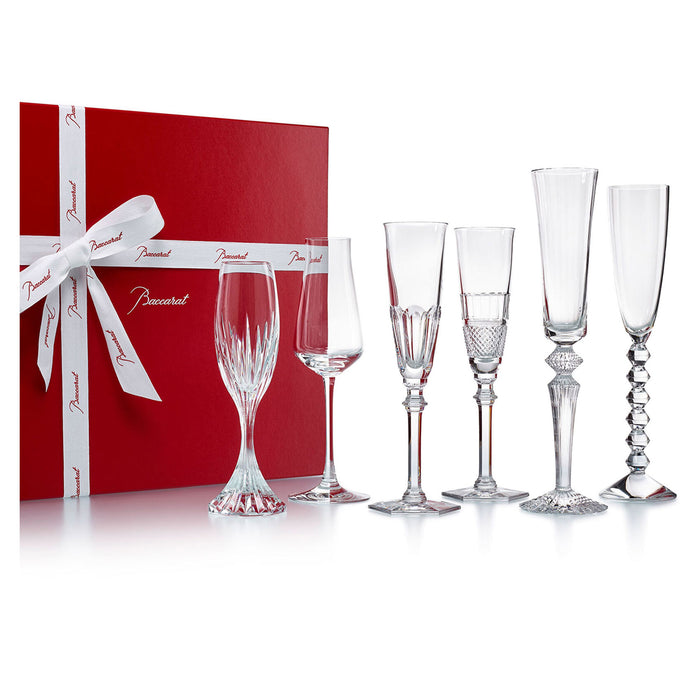Bubble Box Crystal Cocktail Set