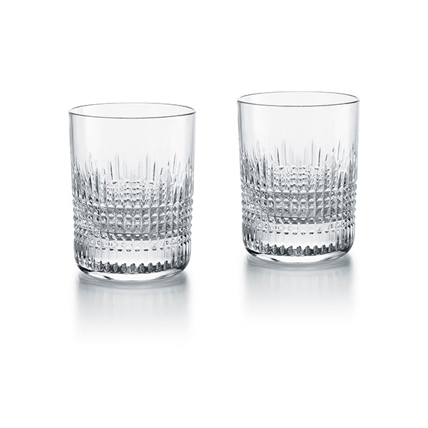 Nancy Crystal Barware Collection