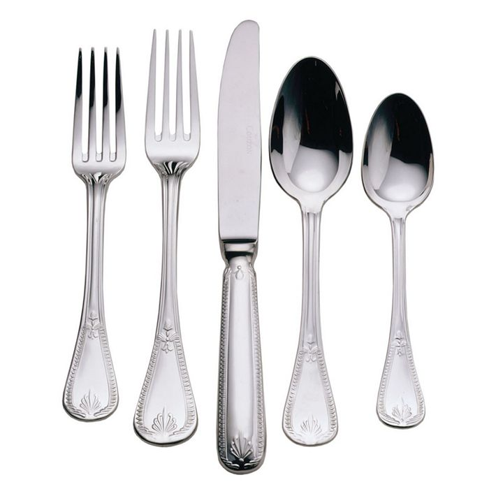 Consul Stainless Steel Five Piece Place Setting