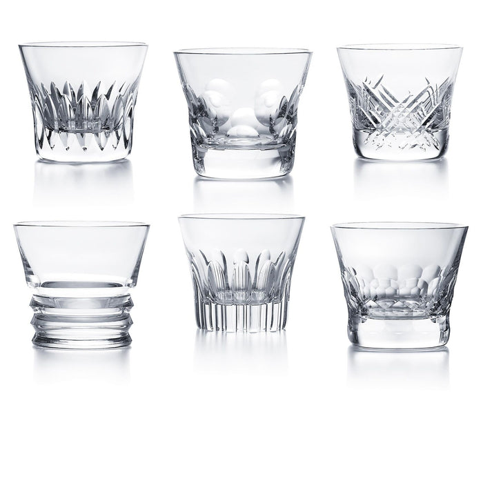Everyday Crystal Tumbler Set