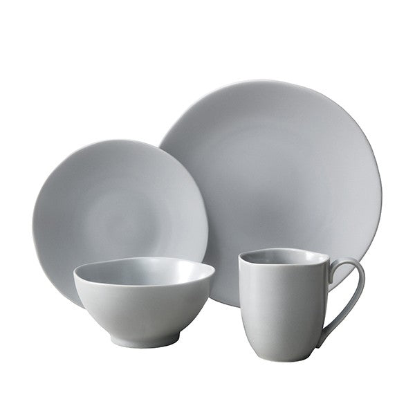 Heirloom Smoke Dinnerware Collection