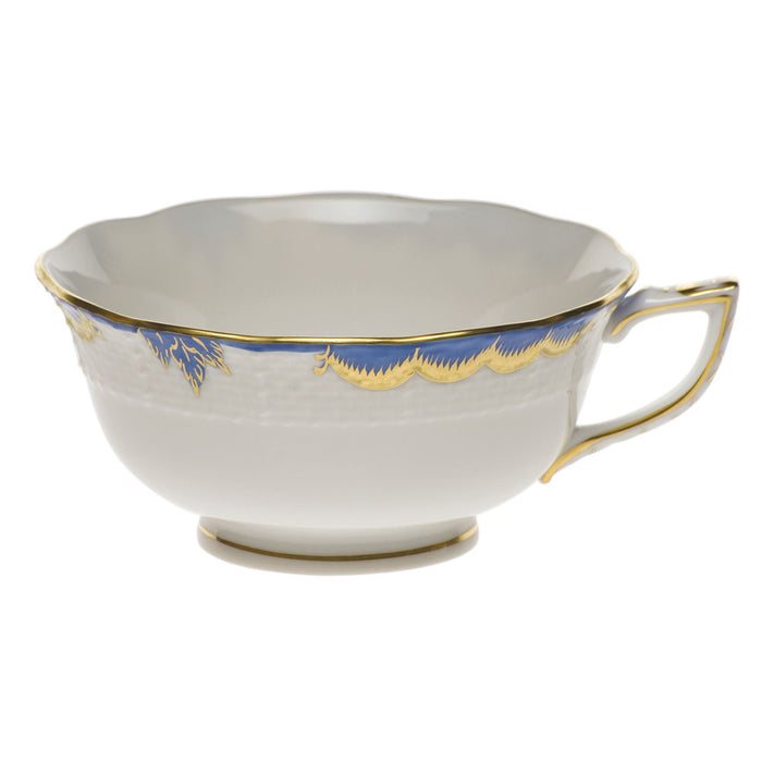 Princess Victoria Blue Fine China Collection