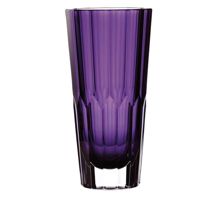 Jeff Leatham Icon Amethyst Vase - 2 Sizes Available