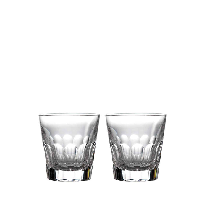 Jeff Leatham Icon Double Old Fashioned Glasses