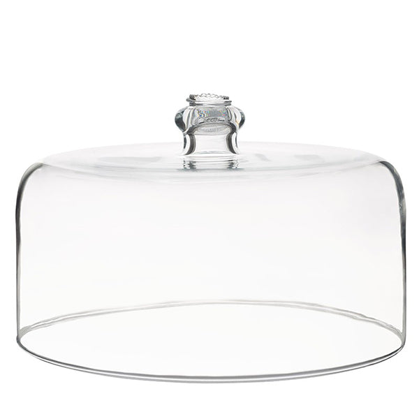 Berry & Thread Glass Cake Dome & Pedestal