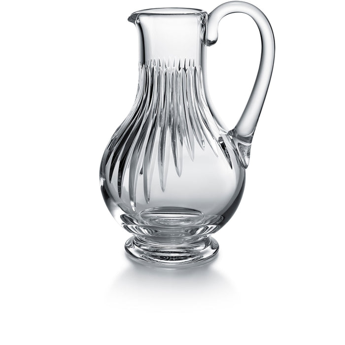 Massena Crystal Pitcher