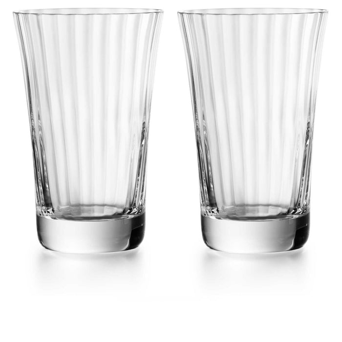 Mille Nuits Crystal Highball Glasses