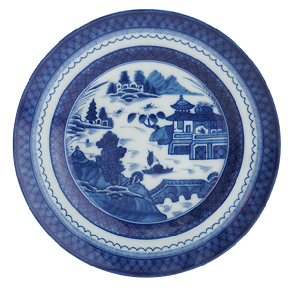 Blue Canton Fine China Collection