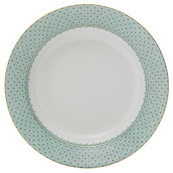 Green Lace Fine China Collection