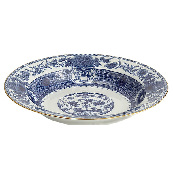 Imperial Blue Fine China Collection