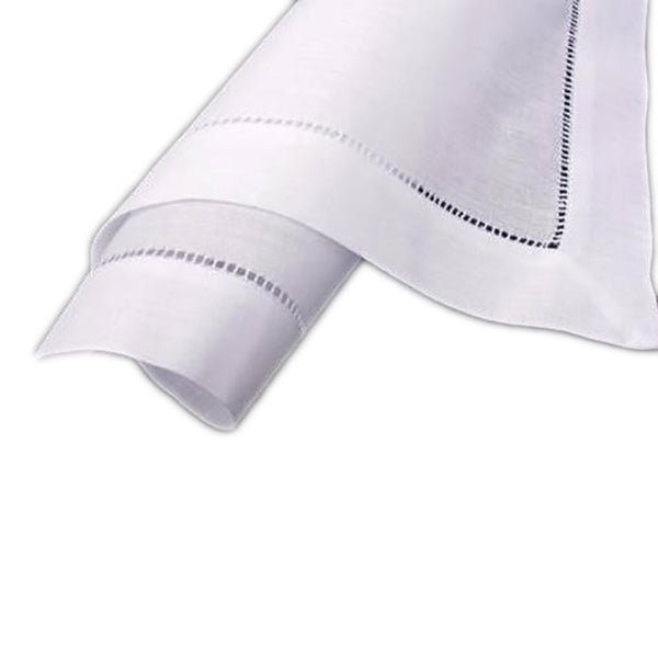 Oval Hemstitch Napkin